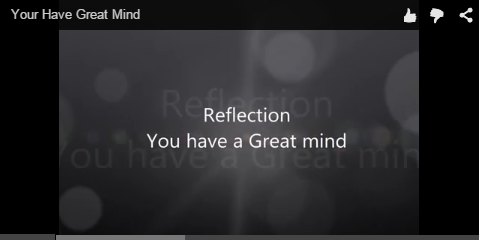 YouHaveAGreatMind